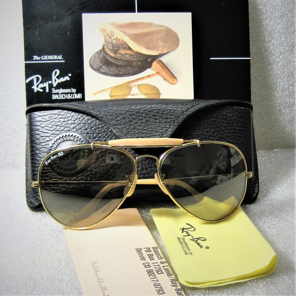 ea157e6fcbb Ray-Ban by Bausch   Lomb USA Accessories